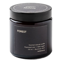 Mulieres Forest Natural Candle - 120ml