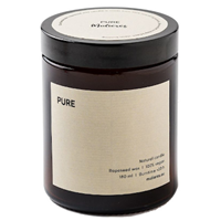 Mulieres Pure Natural Candle - 180ml