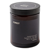 Mulieres Forest Natural Candle - 180ml