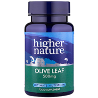 Olive Leaf Extract - 30 x 500mg Vegicaps
