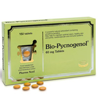 Bio-Pycnogenol - 150 x 40mg Tablets