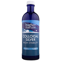 Colloidal Silver - High Stability - 200ml