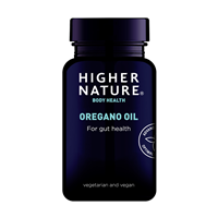 Oregano Oil - For Gut Health - 90 x 50mg Capsules