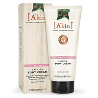 A kin Unscented Body Moisturiser - 200ml