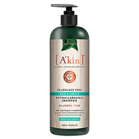 A kin Mild & Gentle Fragrance Free Shampoo for Sensitive Scalps - 500ml