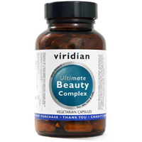 Viridian Ultimate Beauty Complex - 120 Vegicaps