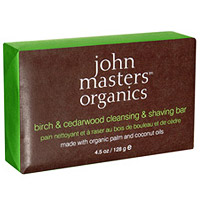 Birch & Cedarwood Cleansing & Shaving Bar -128g