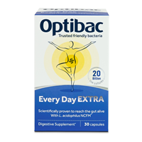 OptiBac Probiotics For Every Day EXTRA - 30 Capsules