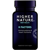 H Factors - Homocysteine - 180 Vegicaps