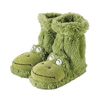 Aroma Home Fun for Feet - Slipper Socks - Frog