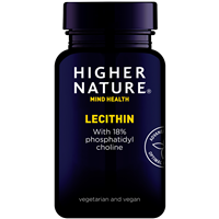 Lecithin with Phosphatidyl Choline - 150g Granules