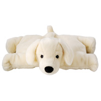 Aroma Home Hot Dogs - Hottie Pillow - Labrador