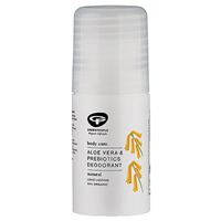 Green People Gentle Control Roll on Aloe Vera Deodorant - 75ml