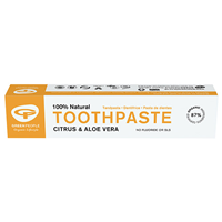 Green People Citrus Toothpaste - 50ml