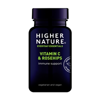Rosehips C with Vitamin C - 180 Tablets