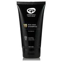 Green People No.10 Itch Away Shampoo - For Men - 150ml