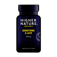 Serotone - 5HTP - 90 x 50mg Vegicaps