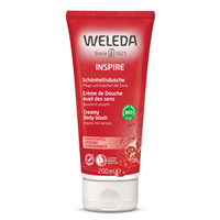 Weleda Pomegranate Creamy Body Wash - 200ml