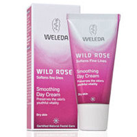 Weleda Wild Rose Smoothing Day Cream - 30ml