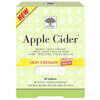New Nordic Apple Cider - 60 x 720mg Tablets