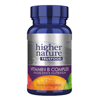 True Food Vitamin B Complex - 90 Tablets