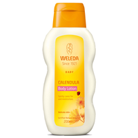 Weleda Calendula Baby Lotion - 200ml