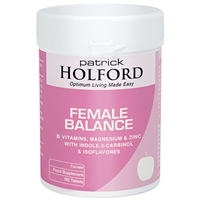 Female Balance - Hormone Support - 90 Tablets