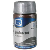 Kyolic Garlic - Aged Garlic Extract - 30 x 600mg Tablets