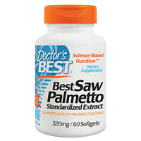 Best Saw Palmetto - 60 x 320mg Softgels