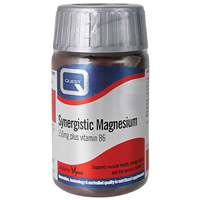Synergistic Magnesium - Vitamin B6 - 60 x 150mg Tablets