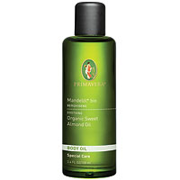 PRIMAVERA Organic Body Oil - Sweet Almond Oil - 100ml