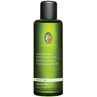 PRIMAVERA Organic Body Oil - Sesame Oil - 100ml