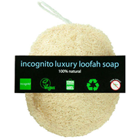 incognito Luxury Loofah Soap - with Insect Repellent - 100g