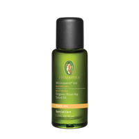 PRIMAVERA Organic Face Oil - Rose Hip Seed Oil - 30ml - Expiry date is 30th November 2020