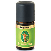 PRIMAVERA Organic Essential Oil - Bergamot - 5ml