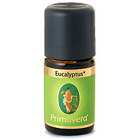 PRIMAVERA Organic Essential Oil - Eucalyptus - 5ml