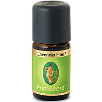PRIMAVERA Organic Essential Oil - Lavender - 5ml