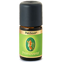 PRIMAVERA Organic Essential Oil - Patchouli - 5ml