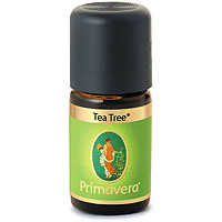 PRIMAVERA Organic Essential Oil - Tea Tree - 5ml