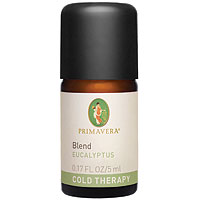 PRIMAVERA Organic Eucalyptus Cold Therapy Blend - 5ml