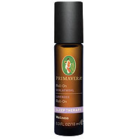 PRIMAVERA Organic Lavender Sleep Therapy Roll-On - 10ml