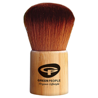 Green People Organic Make Up - Kabuki Brush