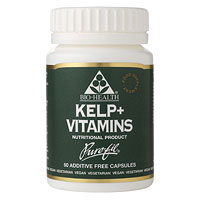 Sea Kelp - Plus Vitamins - 60 x 500mg Vegicaps
