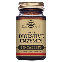 Solgar Vegan Digestive Enzymes - 250 Chewable Tablets