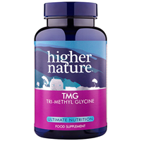 TMG - Tri-Methyl Glycine - 90 x 500mg Vegicaps
