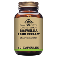 Solgar Boswellia Resin Extract - 60 Vegicaps
