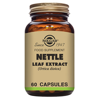 Solgar Nettle Leaf Extract - 60 Vegicaps