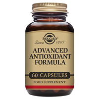 Solgar Advanced Antioxidant Formula - 60 Capsules