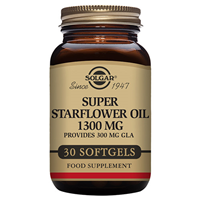 Solgar Super Starflower Oil - 30 x 1300mg Softgels