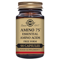 Solgar Amino 75 - Essential Amino Acids - 90 Vegicaps